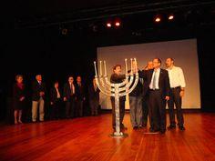 Ato Central de Yom Hashoá acontece neste domingo, 07 de abril, na A Hebraica. Participe! O evento será aberto a toda comunidade.