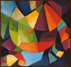 Morgan Russell   Synchromy c. 1914-16. Morgan Russell was a modern American artist. With Stanton Macdonald-Wright, he was the founder of Synchromism, a provocative style of abstract painting that dates from 1912 to the 1920s.