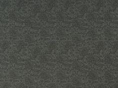 Baumwoll Popeline Lace, dunkelgrau