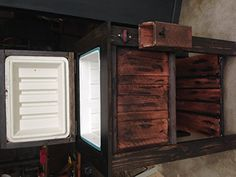 How to Turn an Old Fridge into an Awesome Rustic Cooler | DIY projects for everyone! | Page 3