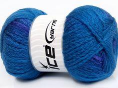 Fiber Content 97% Acrylic 3% Polyamide Brand ICE Blue Shades fnt2-41675