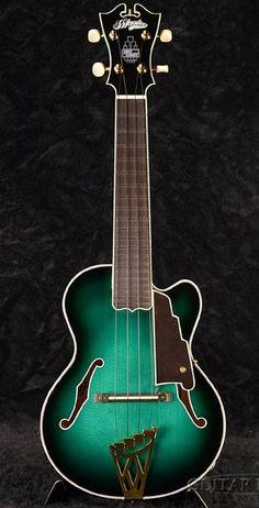 lardyfatboy: Crews Guitars D'Angelico special edition Reissue Ukulele - Id quite like one =Lardys Ukulele of the day - a year ago =Lardys Ukulele of the day - 2 years ago --- https://www.pinterest.com/lardyfatboy/
