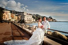 Italian Riviera Wedding at Santa Margherita Ligure by Cristiano Brizzi Photography