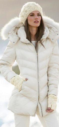 Winter white #6PMStyleScore