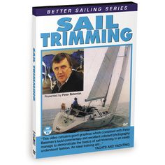 Bennett DVD - Sail Trimming - https://www.boatpartsforless.com/shop/bennett-dvd-sail-trimming/