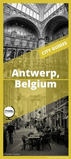 The Belgians are not only famous for their beer but also their food. Fabulous culinary experiences can be had in Antwerp and you will be spoilt for choice, a selection of local restaurants, bars and many international cuisines await you here. Check out our city guide to learn what to do, eat, and drink in Antwerp, Belgium.