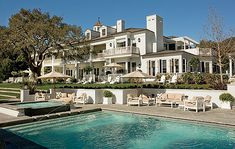 Rob Lowe's Montecito Home Is Featured in the November 2010 Issue of Architectural Digest