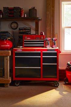 Everyone needs a place to call home, even your tools! Take a look at the best-selling tool cabinets and tool chests found at Lowe's!