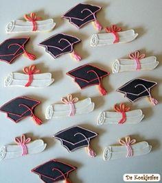 graduate cookies