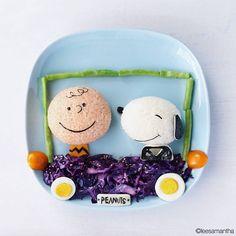 Playful and Amazing Food Art – Fubiz Media