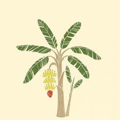 How To Draw A Banana Tree Step 11 Beautiful Pinterest Banana