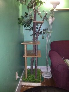 fabulous diy Cat Tree
