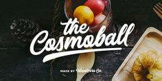 Cosmoball - Webfont & Desktop font « MyFonts