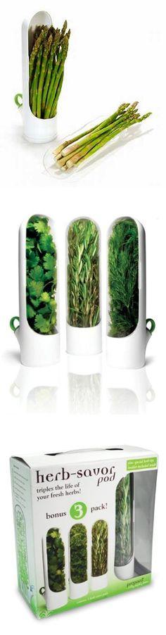 Herb Savor Pods