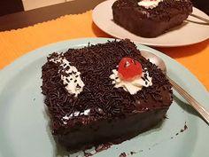 ΜΑΓΕΙΡΙΚΗ ΚΑΙ ΣΥΝΤΑΓΕΣ: Σοκολάτα κέικ ,γλυκός πειρασμός !!! Σκέτη απόλαυση,πανεύκολο και γρήγορο !! Cookbook Recipes, Dessert Recipes, Cooking Recipes, Greek Sweets, Greek Recipes, Cake Cookies, Caramel, Deserts, Food And Drink