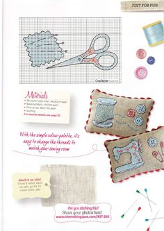 Borduurpatroon Hobby & Sport Kruissteek *Cross Stitch Pattern ~Naaien *Sewing~