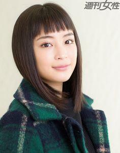 広瀬 すず(Hirose Suzu).