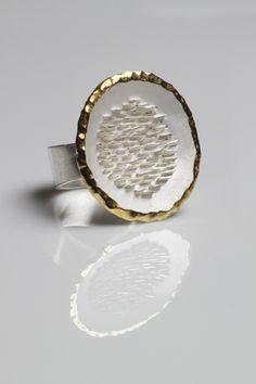 silver clay on porcelain - Google zoeken