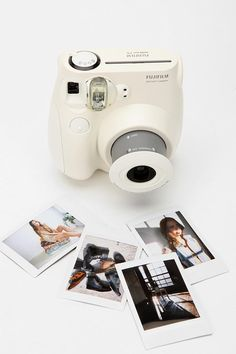 A mini polaroid camera? How adorable is that?! Originally $130.00 from Urban Outfitters.