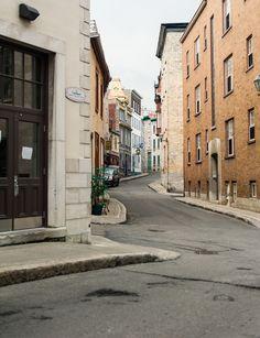 Quebec via minimally invasive