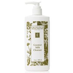 Eminence Coconut Milk Cleanser...so yummy!