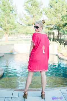 summer, cover up, swimsuits, vacation, summer style, fashion, cotton hearts, poolside,