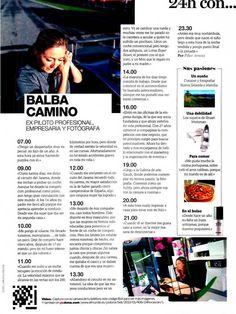 ¿Quieres saber un poco más de nosotros? Nuestra socia-directora, Balba Camino, ha hecho un reportaje para Yo Dona (1º Parte). #Personalidades. www.auriga.es  Facebook/AurigaCoolMarketing  @AurigaCoolMkt