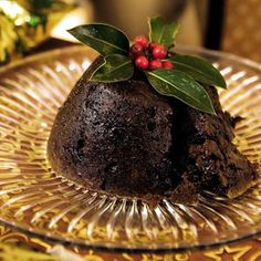 Recept - Christmas pudding - Allerhande