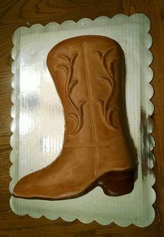 Moule Cake Cowboy