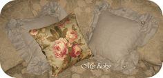 Romantic pillows...