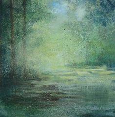 Quiet Place Fowey River  Amanda Hoskin