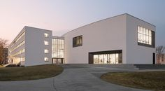 State Ballet School by gmp