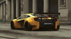 McLaren 650S by Liberty Walk. .