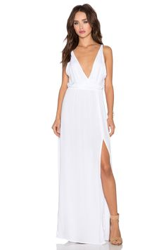 Blue Life High Tide Maxi in Solid White | REVOLVE
