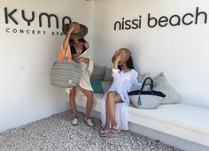 """48 Likes, 1 Comments - KymaConceptStore (@kyma_concept_store) on Instagram: """"Still in vacation mood at #KymaConceptStore ! #summerstyle #beachcaftans #beachbags #beachstyle…"""""""