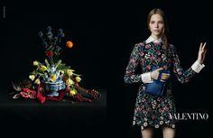 Valentino F/W 2013 by Inez & Vinoodh