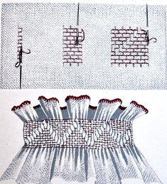 Semne Cusute: INCRETURI - cretul ornamentat, de ie, la gat