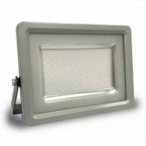 30W LED Floodlight - Black/Grey Body - SMD - 6000K (VT-4830)