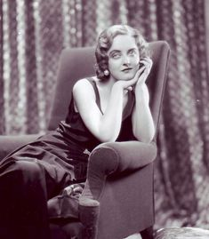 Legend of the silver screen, Bette Davis was as fiesty and flirty as she was fabulous!   A liberated woman in a world dominated by men, she created a new kind of screen heroine. What an incredible inspiration she was, and still is, with her sassy attitude and angelic features. Bette Davis, we love you!