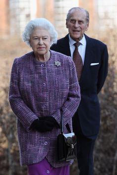 Her Majesty, Queen Elizabeth II and the Duke of Edinburgh, Prince Phillip