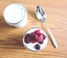 I developed this pudding after experimenting with several batches and a couple different types of coconut milk and extracts. Today I wanted to share this fun snack with you! Coconut Chia Pudding In… Coconut Chia Pudding, Canned Coconut Milk, Coconut Oil, Chia Recipe, Pudding Ingredients, Rice Crispy Treats, Pudding Recipes, Food Dishes, Keto Recipes
