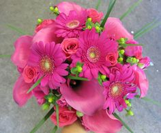 Pink Flower Bouquets For Weddings Latest Gorgeous Pink Flowers Bouquets For Wedding