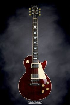 Gibson Les Paul Standard - Wine Red Candy