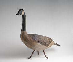 Prince Edward Island Canada Goose Decoy.