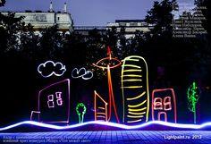 """Light painting | Freezelight | фризлайт"" by Lightpaint.ru Art-project, via 500px."