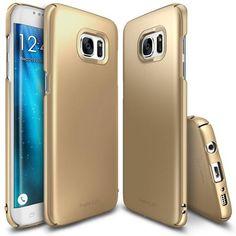 Köp Ringke Slim Skal Samsung Galaxy S7 Edge Royal Gold online: http://www.phonelife.se/ringke-slim-skal-samsung-galaxy-s7-edge-royal-gold