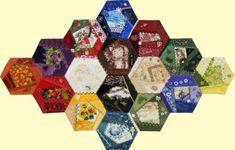 Victoriana Quilt Designs Crazy Quilting Monthly Memories Pattern