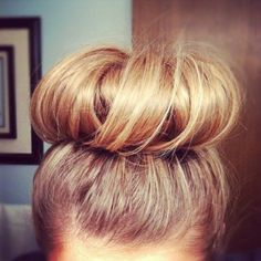 Under $2 shipped FREE HAIR DONUT – EASY AND PRETTY WAY TO MAKE A UP DO