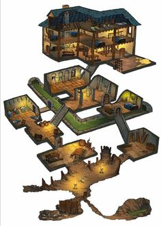 Here's the latest updated Player Map for the Jag. - : Here's the latest updated Player Map for the Jag. Cute Minecraft Houses, Minecraft Plans, Minecraft House Designs, Minecraft Blueprints, Minecraft Crafts, Minecraft Buildings, Minecraft Farm, Dungeons And Dragons Homebrew, D&d Dungeons And Dragons