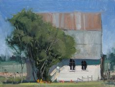 Josh Clare Paintings | Josh Clare | Painting with Motives | Southwest Art Magazine